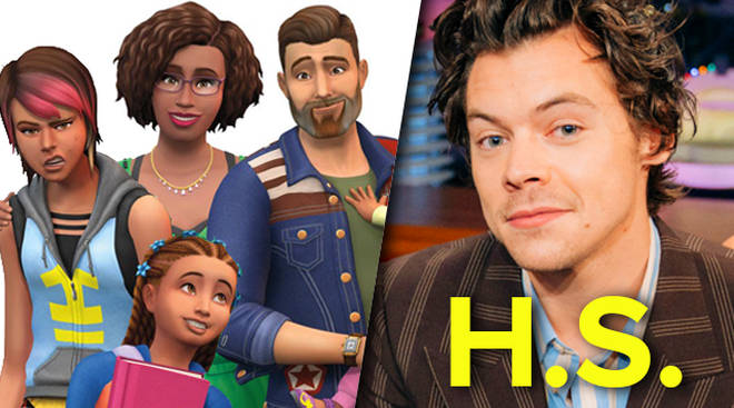 Build a Sims family and we'll reveal your soulmates initial