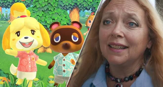 Animal Crossing, Carole Baskin