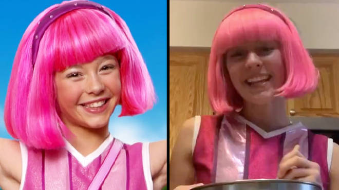 Chloe took on the role of Stephanie for seasons three and four of LazyTown before it ended in 2014.