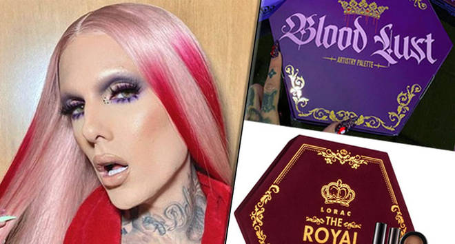 Jeffree Star accused of 'ripping off' Lorac