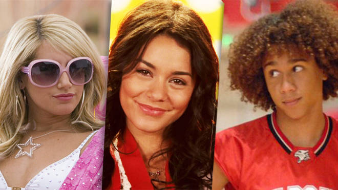 Are you more Sharpay, Gabriella or Chad?