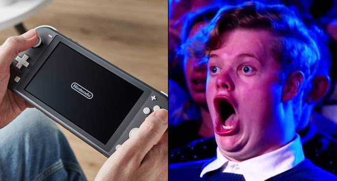 Nintendo Switch Getty, Australia's Got Talent meme guy