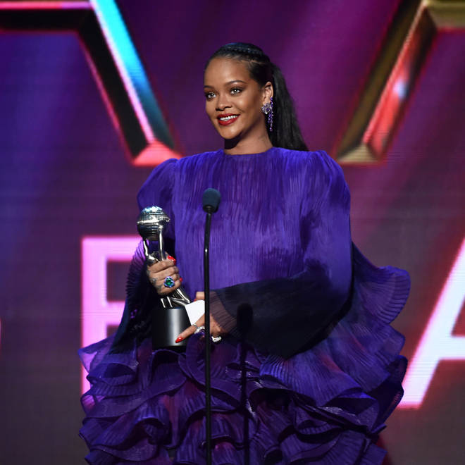 Rihanna's foundation has already donated $5million to relief efforts.