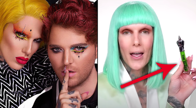 Shane Dawson and Jeffree Star set to drop new green-themed Conspiracy collection