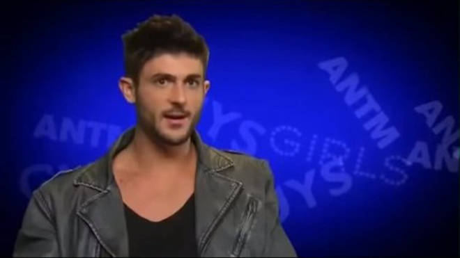 Matthew placed 10th on the modelling reality TV show back in 2014.