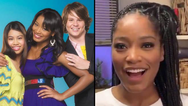 Keke Palmer announces True Jackson, VP reboot is coming to Nickelodeon