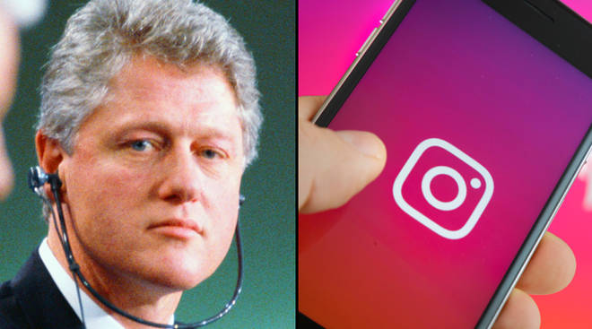Bill Clinton swag album challenge: How to edit the picture