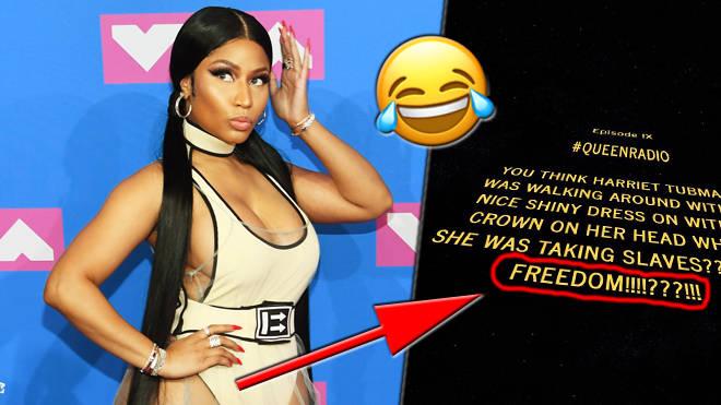The Best Nicki Minaj 'To Freedom!' Harriet Tubman Memes - PopBuzz