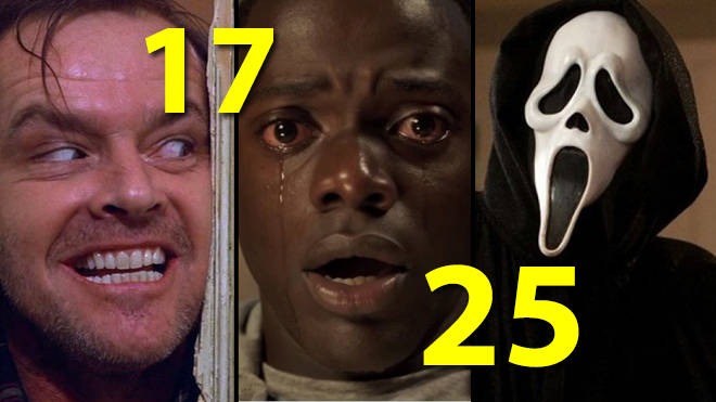 QUIZ: Can we guess your age based on your taste in horror movies?