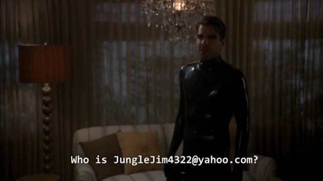 AHS' Rubber Man might return for season 10