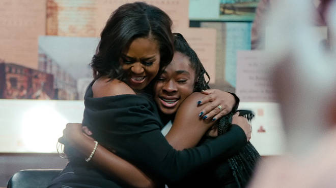 Michelle Obama's documentary Becoming will come to the platform on 6th May.