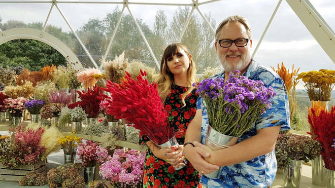 The Big Flower Fight is the flower-world equivalent to The Great British Bake Off.