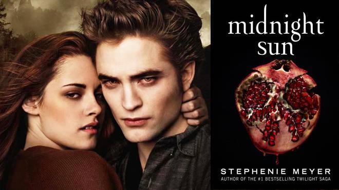 Stephenie Meyer officially announces new Twilight book Midnight Sun