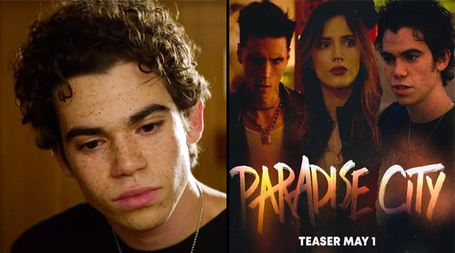 Paradise City is Cameron Boyce's final project.