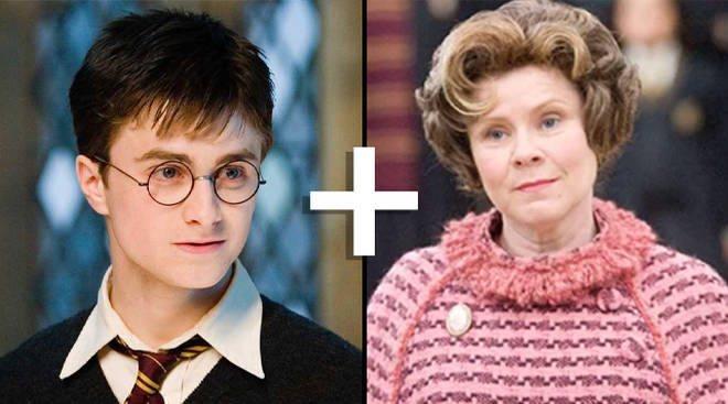 Which two Harry Potter characters are you a mix of?
