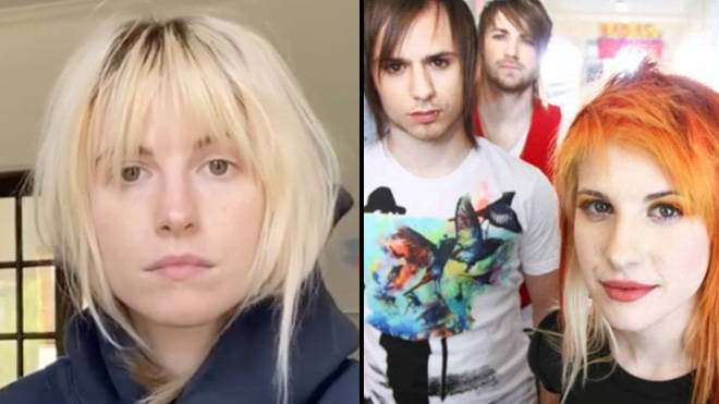 Hayley Williams says Paramore's Misery Business is about Josh Farro's ex