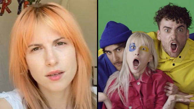 Hayley Williams says Paramore and After Laughter are Paramore's best albums