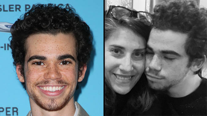 Cameron Boyce S Mother Libby Pens Heartbreaking Mother S Day Letter To Him Popbuzz