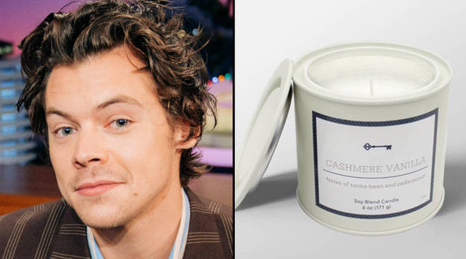 The 'Harry Styles' candle at Target is now sold out