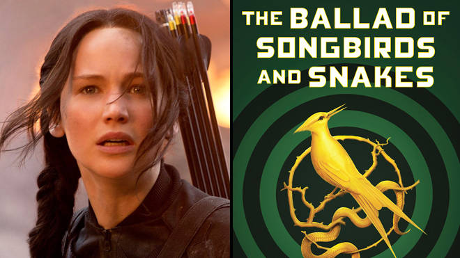 Hunger Games prequel: Read first chapter of Ballad of Songbirds and Snakes