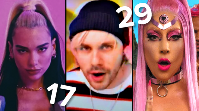 QUIZ: Rate these 2020 songs and we'll guess your age