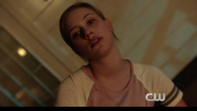 Betty Cooper Faint