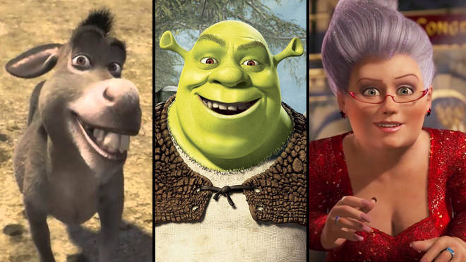 QUIZ: Which iconic Shrek character are you?