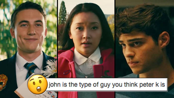 QUIZ: Do You Belong With Peter K Or Josh From