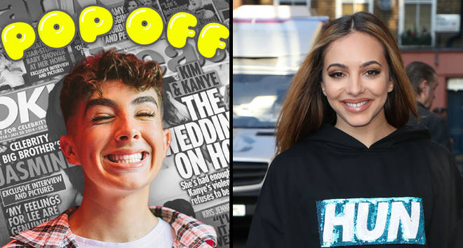 Pop Off and is hosted by Lewys Ball - first episode with Jade Thirlwall