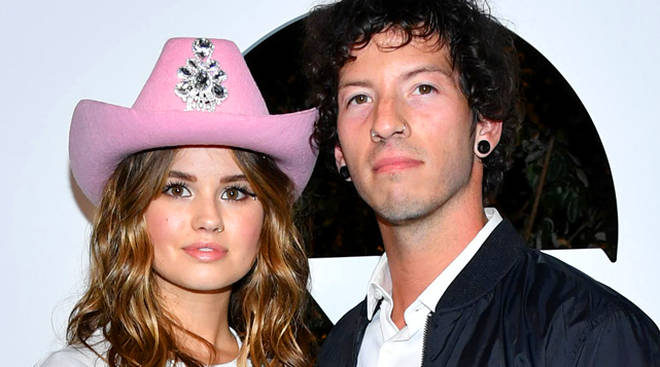 Josh Dun and Debby Ryan confirm they're married in Vogue interview