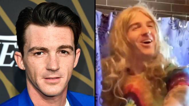 Drake Bell brings back Totally Kyle in TikTok's Wipe It Down challenge