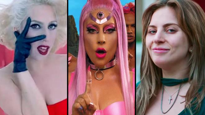 QUIZ: Which Lady Gaga era are you?