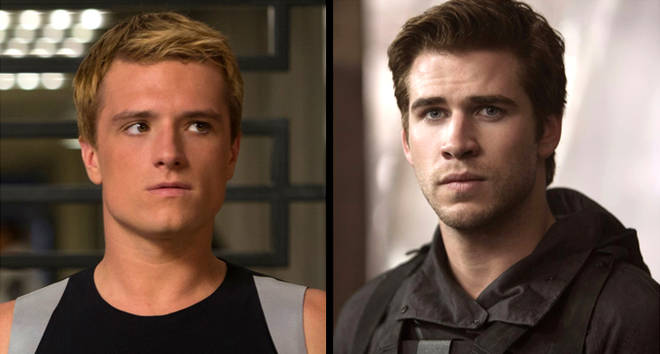 Peeta and Gale - The Hunger Games