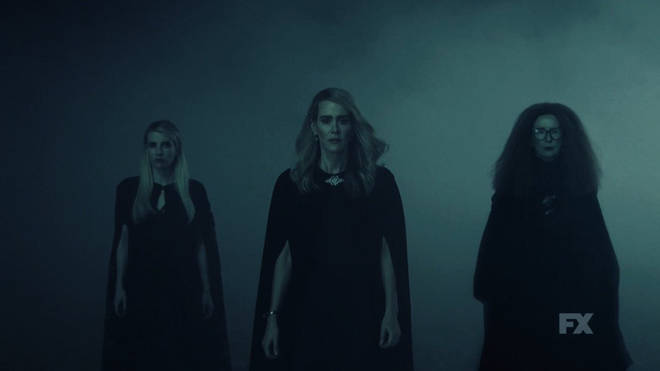 AHS: Apocalypse cast