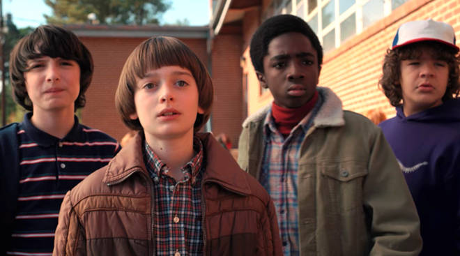 Stranger Things Extras