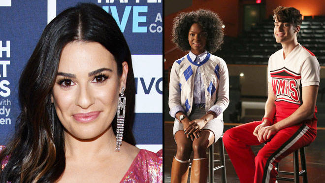 Glee stars call out Lea Michele over racial microagressions on set