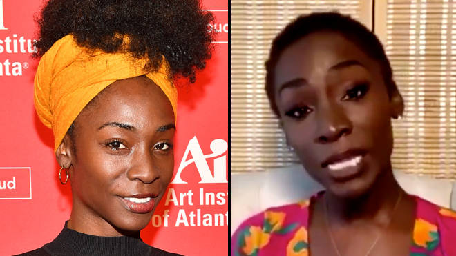 AHS star Angelica Ross praised for explaining how the entire US police force is racist