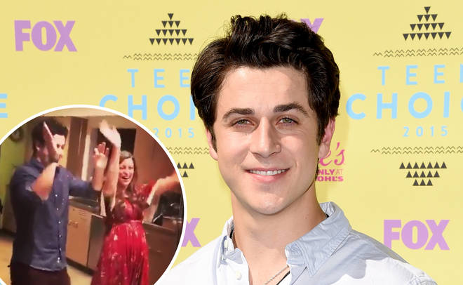 David Henrie expecting first child
