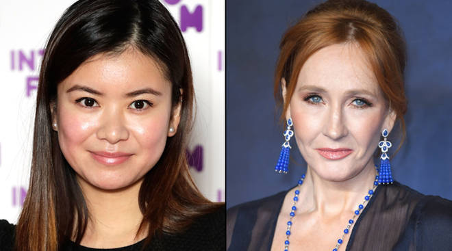Harry Potter's Katie Leung responds to J.K. Rowling's comments