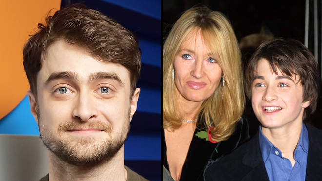 Daniel Radcliffe responds to JK Rowling's transphobic comments