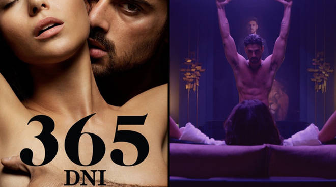 Netflix's new erotic thriller 365 DNI sparks controversy
