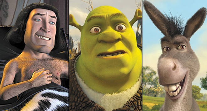 Which Shrek character would date you?