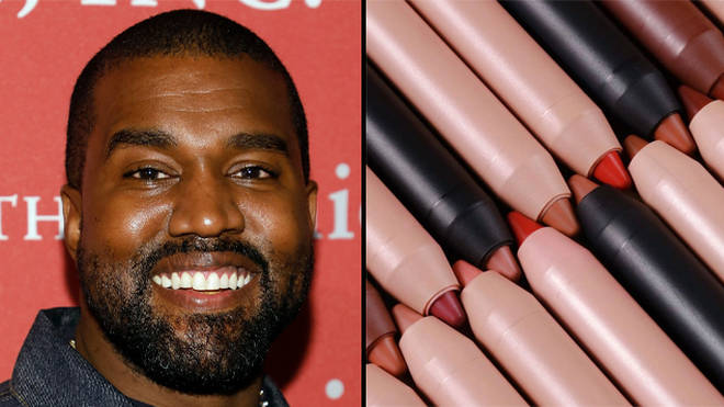 Could a YEEZY makeup line be on its way?
