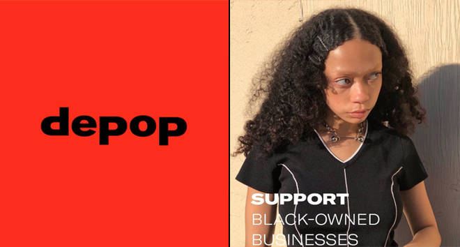 Depop have revealed their commitment to the Black community