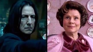 Harry Potter Hogwarts Professors Quiz