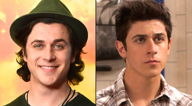 David Henrie Wizards of Waverly Place