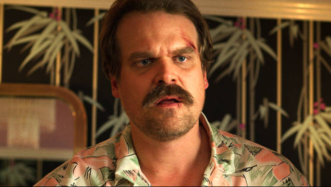 Hopper's backstory is set to be explored in Stranger Things 4