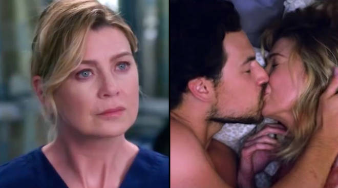 Grey's Anatomy Season 15 Trailer Meredith DeLuca