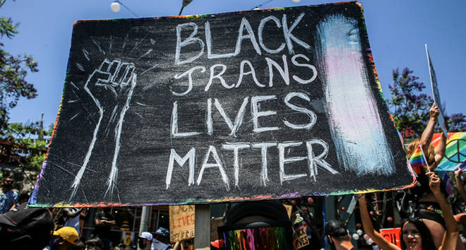 Black Trans Lives Matter Protest London This Weekend