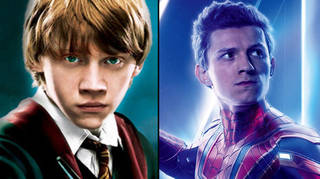 Which two Harry Potter and Marvel characters are you?